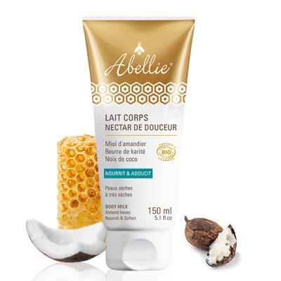 Nectar de douceur® body milk - Abellie - Body