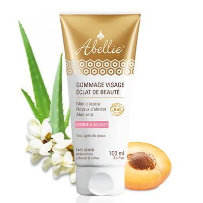 Eclat de Beauté® face scrub - Abellie - Face
