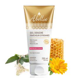 Fraîcheur Citronnée® Shower gel - Abellie - Body - Hygiene