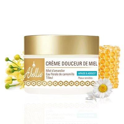 Crème Douceur de miel® - Abellie - Visage
