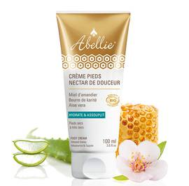 Nectar de douceur® foot cream - Abellie - Body