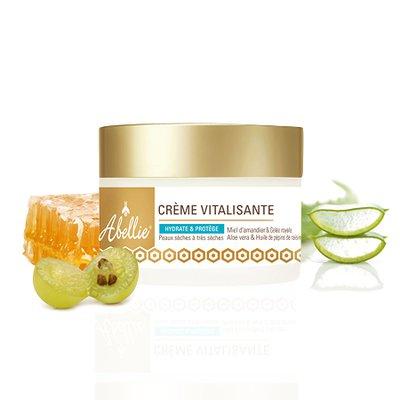 Crème Vitalisante® - Abellie - Visage