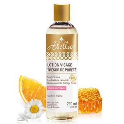Lotion visage trésor de pureté® - Abellie - Visage