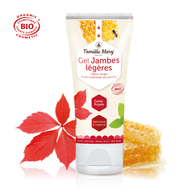 Light legs gel - Famille Mary - Health - Body