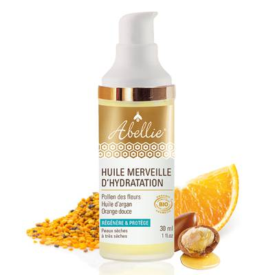 Merveille d'Hydratation® oil - Abellie - Face - Massage and relaxation