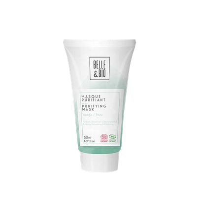Purifying Mask - BELLE & BIO - Face
