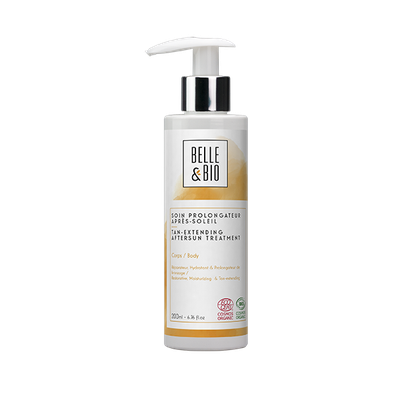 Tan-Extending Aftersun Treatment - BELLE & BIO - Sun