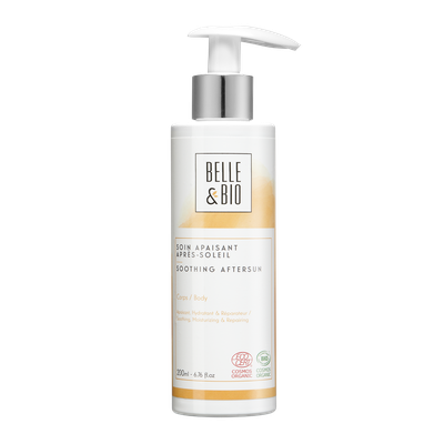 soothing aftersun - BELLE & BIO - Body - Sun