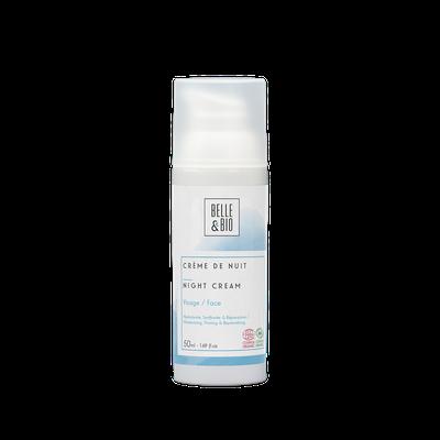 Night Cream - BELLE & BIO - Face