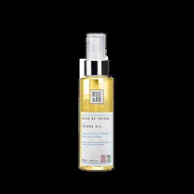 Jojoba Oil - BELLE & BIO - Face - Massage and relaxation