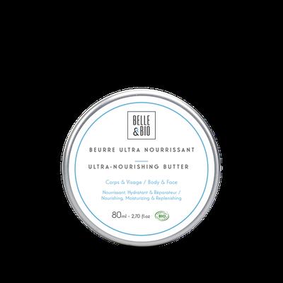 Beurre Ultra Nourrissant - BELLE & BIO - Visage - Corps