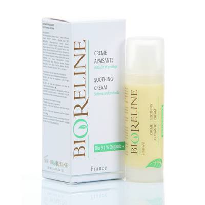 Crème cocooning apaisante - Bioreline - Visage