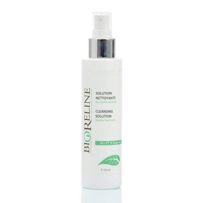 Solution nettoyante micellaire - Bioreline - Visage