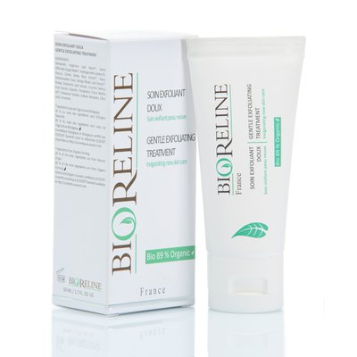 Soin exfoliant doux - Bioreline - Visage