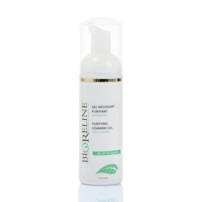 Gel moussant purifiant - Bioreline - Visage