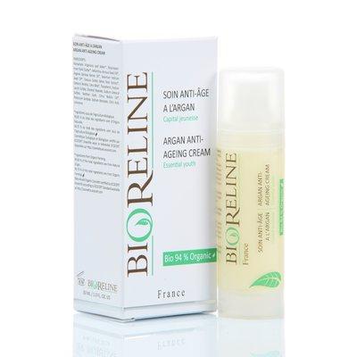 Soin anti-âge à l'argan - Bioreline - Visage