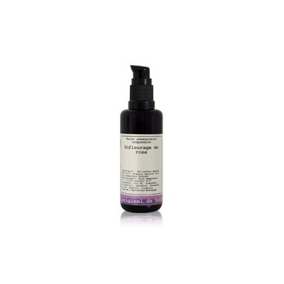 body oil rose - HEVEA - Massage and relaxation