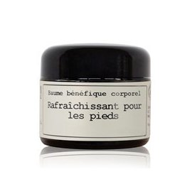 image produit Beneficial body balm foot refresher