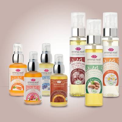 Body Oil Spray - Emma Noël - Body - Face - Hair - Massage and relaxation
