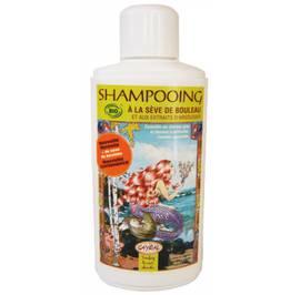 Shampooing à la sève de bouleau - gayral reynier - Cheveux
