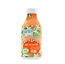 Orange blossom shower gel - Born to bio - Hygiene