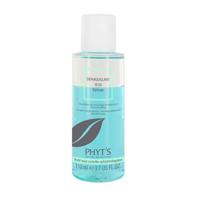 Eye  makeup remover Biphase texture - Phyt's - Face