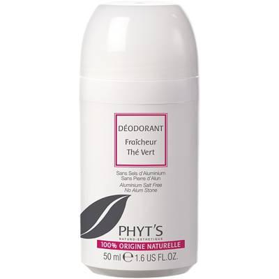 Deodorant Fresh Green Tea Roll on - Phyt's - Hygiene