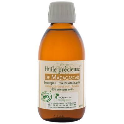 Huile Ultra Revitalisante - Les Joyaux de Madagascar - Massage et détente