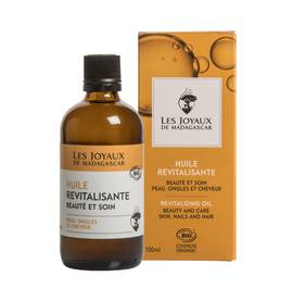 Oil - Les Joyaux de Madagascar - Body - Hair - Massage and relaxation