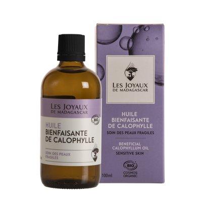 Calophylle oil - Les Joyaux de Madagascar - Face - Hair - Baby / Children - Massage and relaxation - Diy ingredients - Body