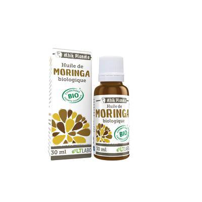 Moringa Oil - LT Labo - Face - Body - Massage and relaxation
