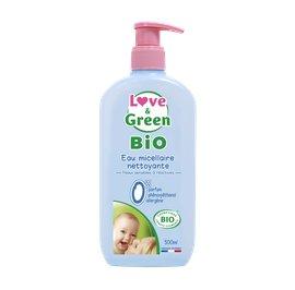Micellar water - Love & Green - Face - Baby / Children - Body