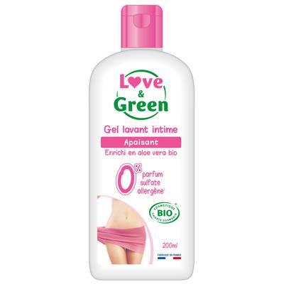 Gel - Love & Green - Health - Hygiene - Body