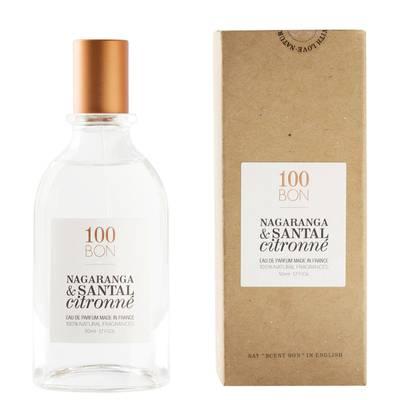 NAGARANGA ET SANTAL CITRONNE - 100BON - Parfums et eaux de toilette