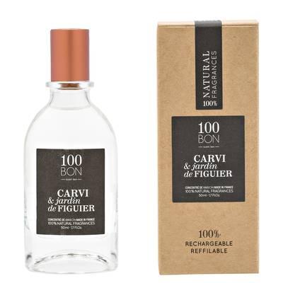 EAU DE PARFUM CARVI ET JARDIN DE FIGUIER - 100BON - Parfums et eaux de toilette