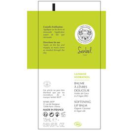 SOFTENING LIP BALM - Senbel Bio - Face