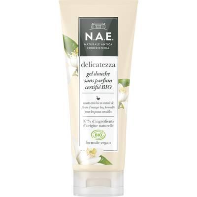 delicatezza gel douche sans parfum - N.A.E - Hygiène