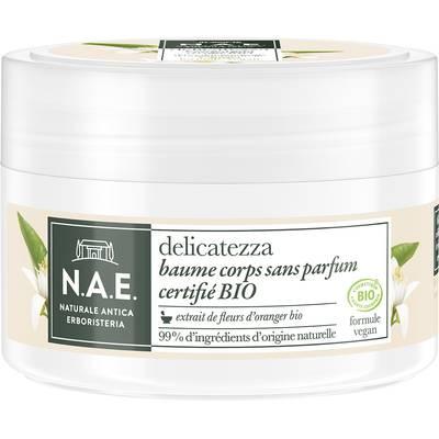 delicatezza baume corps sans parfum - N.A.E - Corps