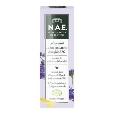 nourishing night cream - N.A.E. - Face
