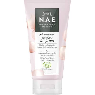 gel nettoyant purifiant - N.A.E - Visage