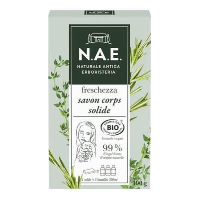 freschezza savon corps solide 100g - N.A.E. - Hygiène