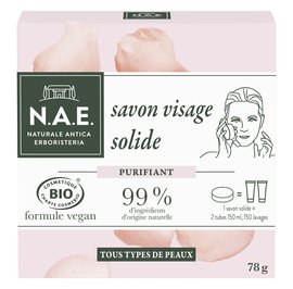 solid face soap - N.A.E. - Hygiene