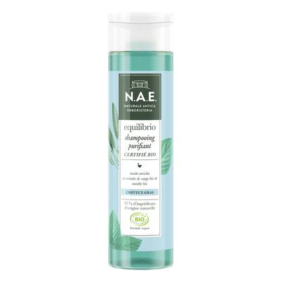 equilibrio shampooing purifiant - cheveux gras - N.A.E. - Cheveux