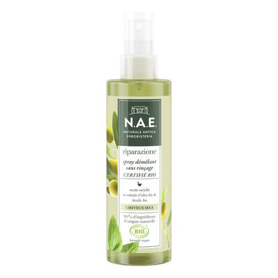 riparazione spray démêlant sans rinçage - cheveux secs - N.A.E. - Cheveux