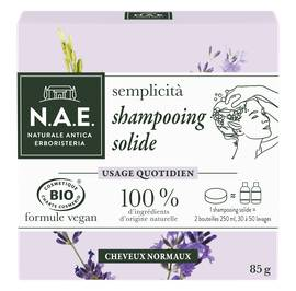 Solid shampoo - N.A.E. - Hair