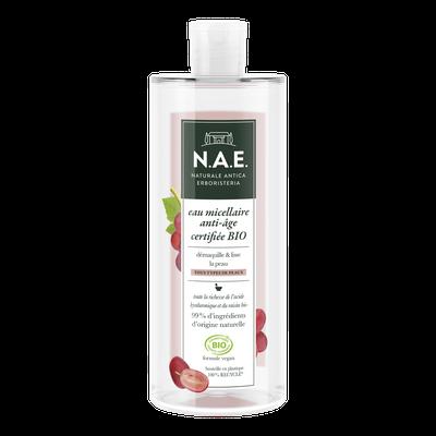 eau micellaire anti-âge - N.A.E. - Visage