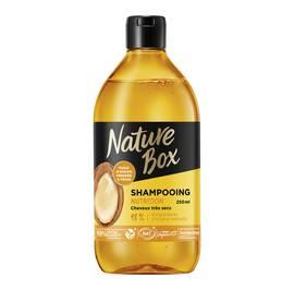 Shampooing Nutrition (à l'huile d'argan) - Cheveux très secs (Flacon 250ml) - Nature Box - Cheveux