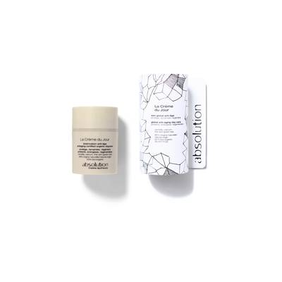 La Crème du Jour, organic anti-aging day cream - Absolution - Face