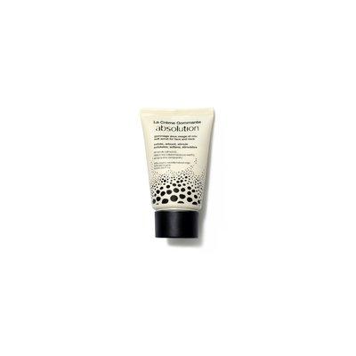 La Crème Gommante, gommage doux visage et cou - Absolution - Visage