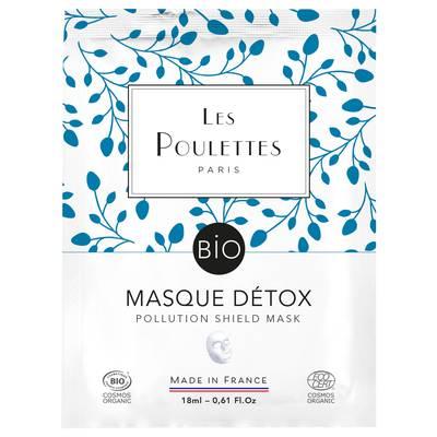 Pollution Shield Mask - Les Poulettes - Face